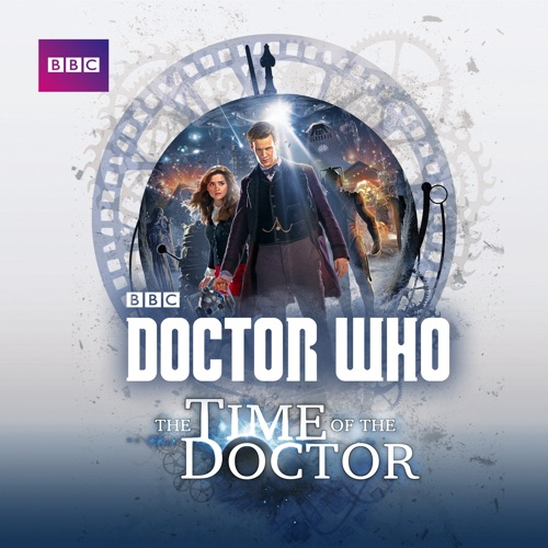 Doctor Who, Christmas Special: The Time of the Doctor (2013) poster