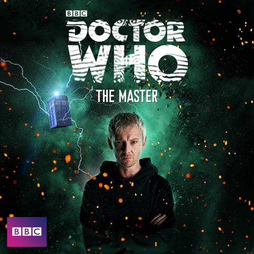 Doctor Who, Monsters: The Master poster