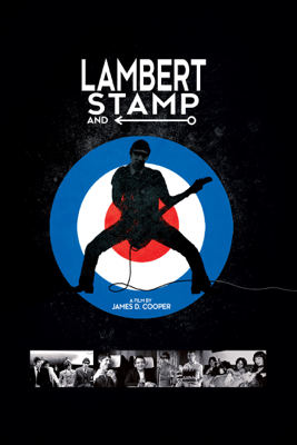 James D. Cooper - Lambert & Stamp Grafik