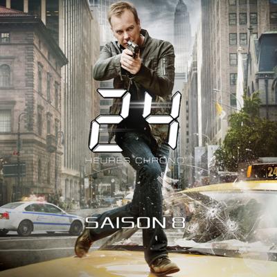 24 heures chrono, Saison 8 (VF) - 24