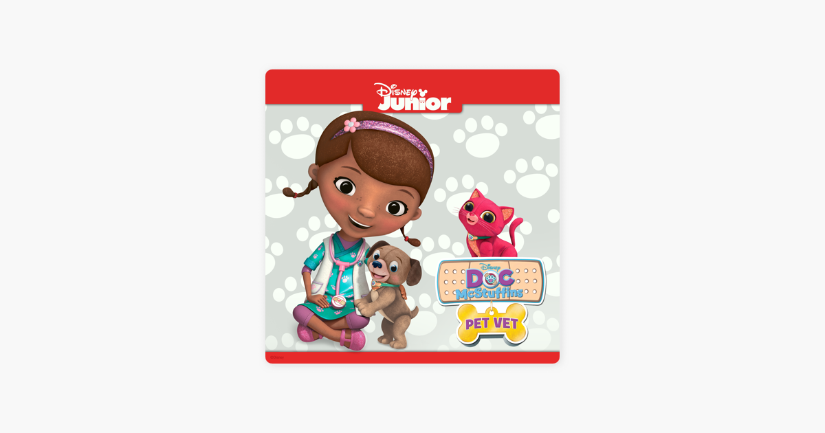 doc mcstuffins take your pet to the vet master and commander