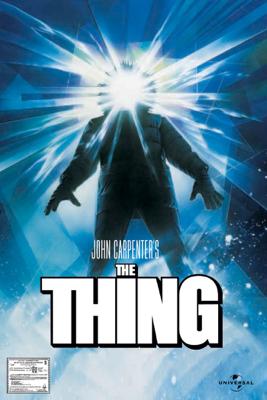 John Carpenter - The Thing (1982) artwork