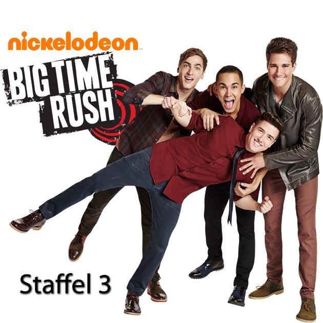 "What Time Is It On What Tv: ""Big Time Rush, Staffel 3"" In ITunes"