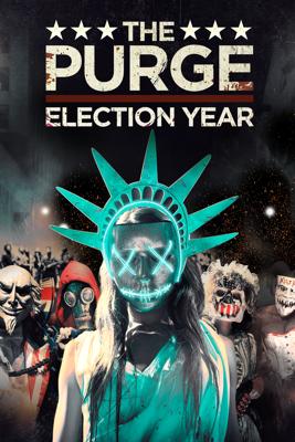 The Purge: Election Year - James DeMonaco