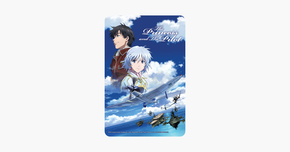 The Princess and the Pilot on iTunes