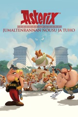 Asterix: Gudarnas hemvist (Dubbad)