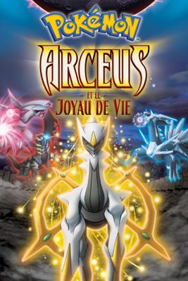 Kunihiko Yuyama - Pokémon: Arceus et le Joyau de Vie (VF) illustration