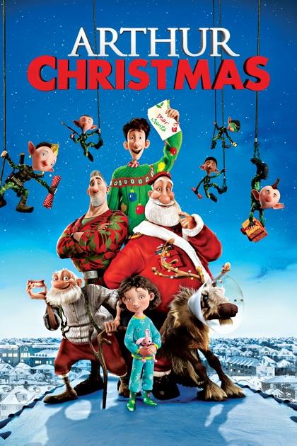 Arthur Christmas on iTunes