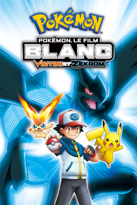 Kunihiko Yuyama - Pokémon le film : Blanc – Victini et Zekrom (VF) illustration