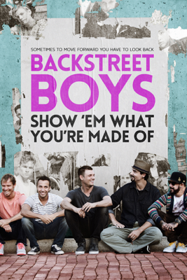 Stephen Kijak - Backstreet Boys: Show 'Em What You're Made Of bild