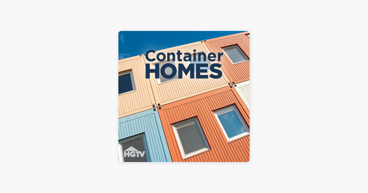 Container Homes Season 1 On Itunes