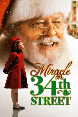 miracle on 34th street 1994 soundtrack itunes