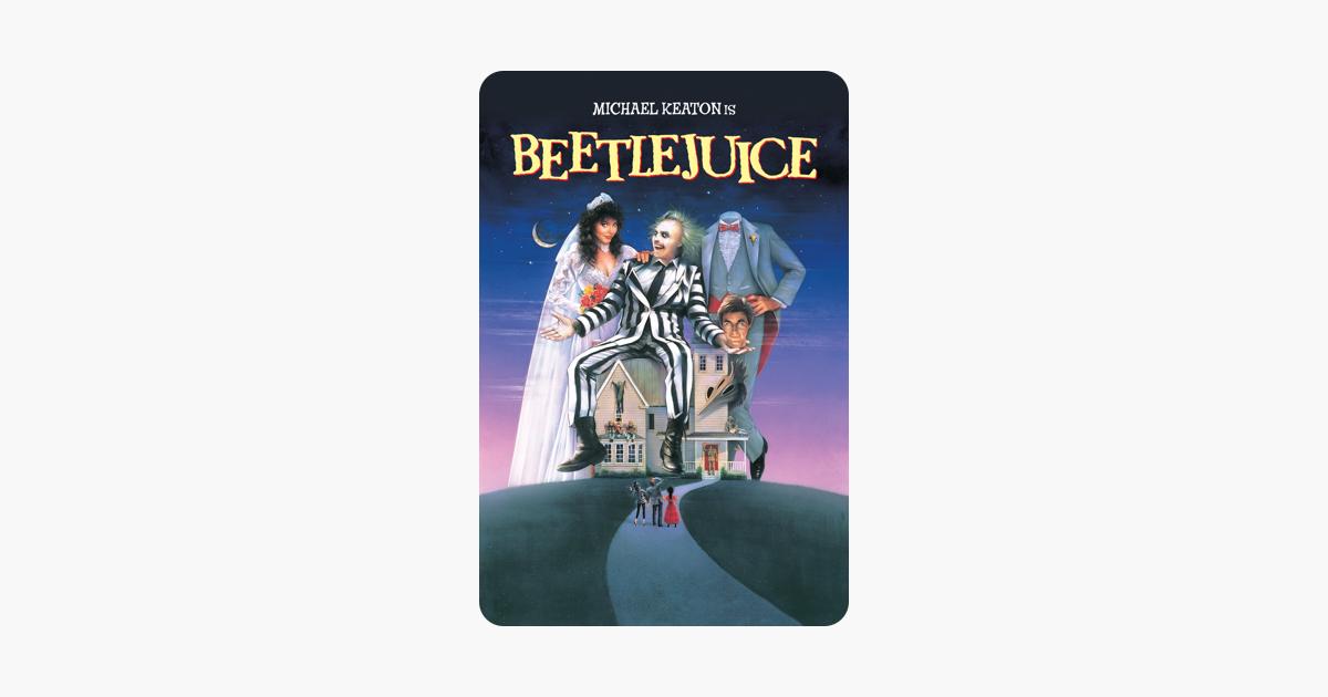 beetlejuice full movie free