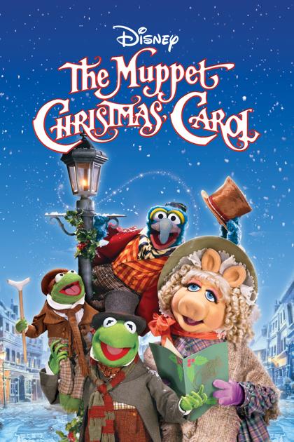 Muppet Christmas Carol Miss Piggy And Her Kids