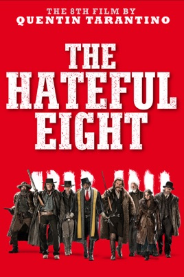 the hateful eight on itunes