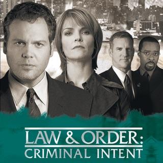 Law & Order: Criminal Intent, Season 3 on iTunes