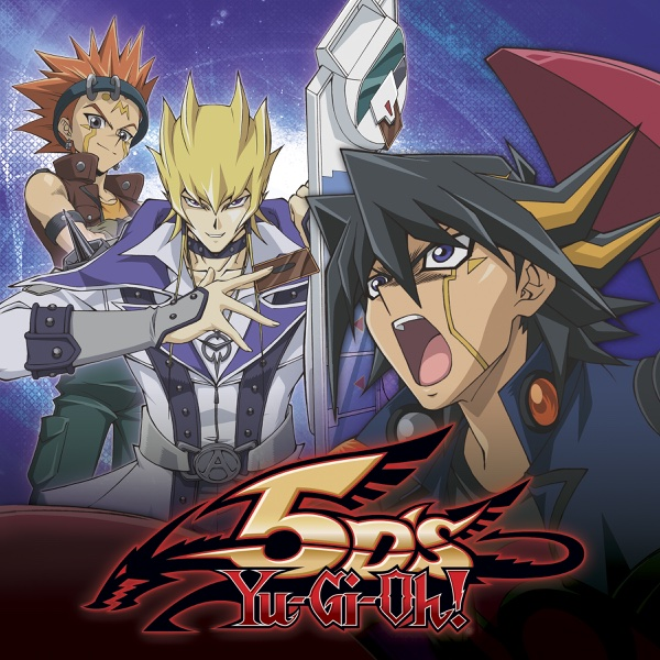 yu gi oh 5ds episode list