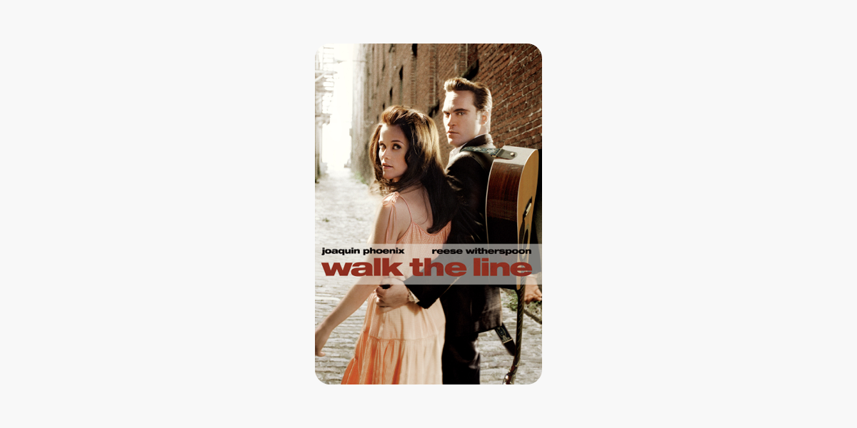 Walk the Line on iTunes