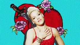 True Love (feat. Lily Allen) P!nk Pop Music Video 2013 New Songs Albums Artists Singles Videos Musicians Remixes Image