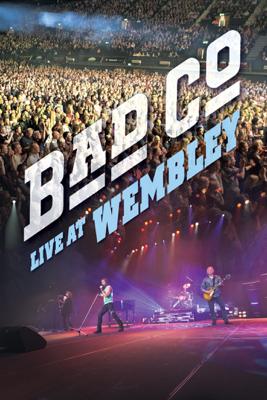 Bad Company - Bad Company: Live At Wembley illustration