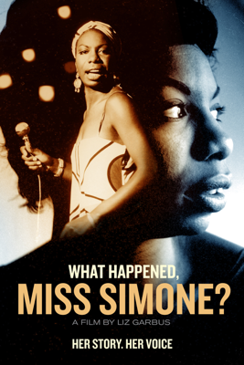Unknown - Nina Simone - What Happened, Miss Simone? Grafik