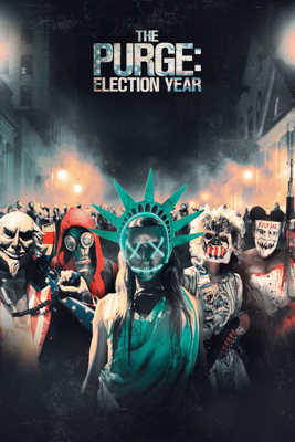 James DeMonaco - The Purge: Election Year bild