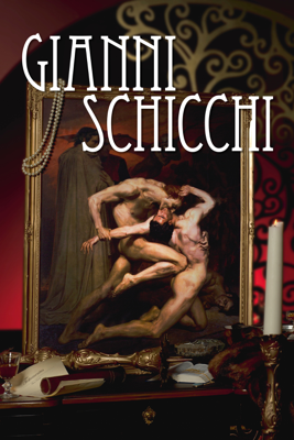 Corina van Eijk - Gianni Schicchi illustration