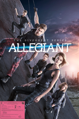 Robert Schwentke - The Divergent Series: Allegiant artwork