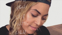 Beyoncé - Die with You artwork