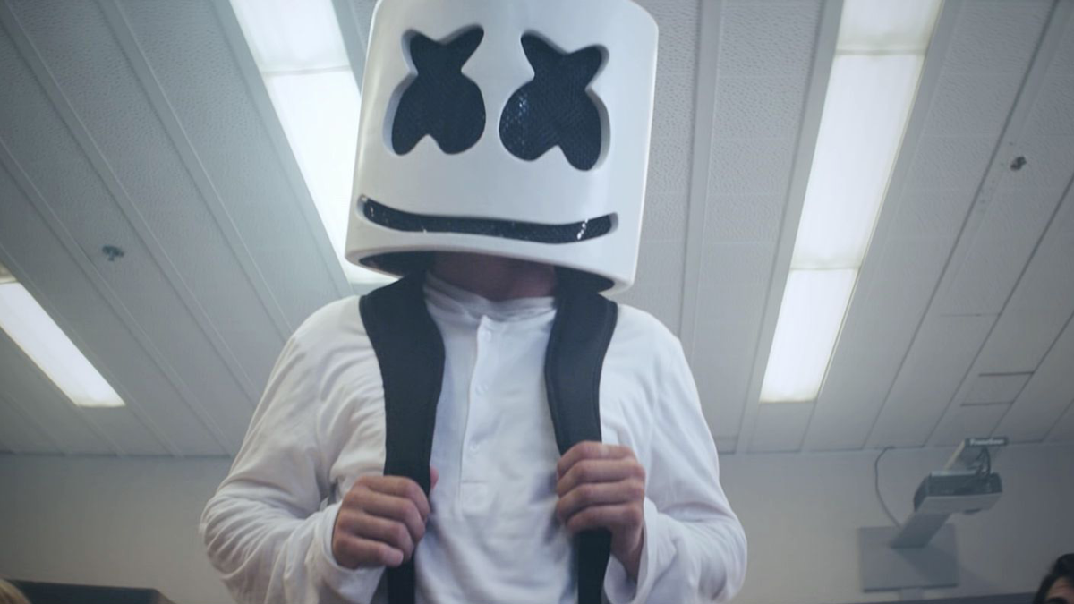 Alone By Marshmello On Apple Music