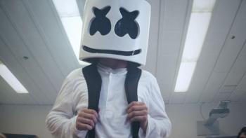 Marshmello Alone music review
