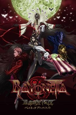 Bayonetta: Bloody Fate - Bayonetta: Huyết Phận (2013)