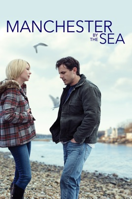 Poster of Manchester by the Sea 2016 Full Hindi Dual Audio Movie Download BluRay 720p