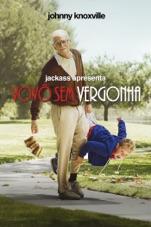 Capa do filme Jackass apresenta: Vovô sem vergonha