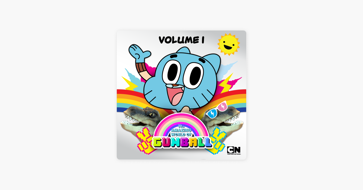 The Amazing World of Gumball, Vol  1