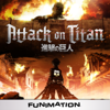 Attack On Titan - Attack On Titan, Season 1, Pt. 1 artwork
