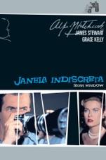 Capa do filme Janela Indiscreta (Rear Window) [1954]