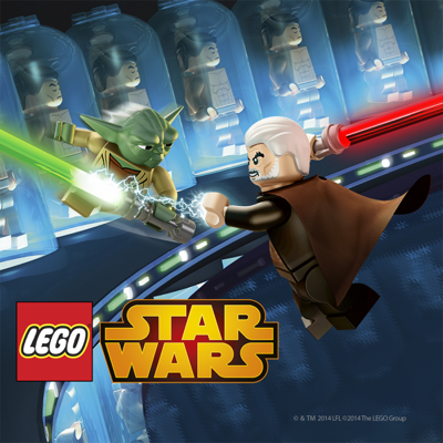 LEGO Star Wars: The Complete Brick Saga So Far - LEGO Star Wars: The Complete Brick Saga So Far