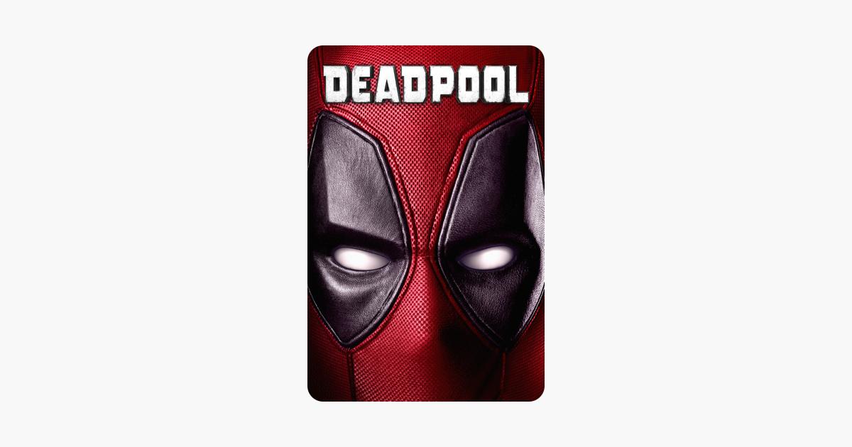 Deadpool sur iTunes 676dd6b01136
