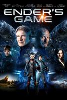 Gavin Hood - Ender's Game artwork