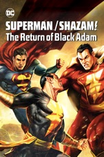 Capa do filme Superman/Shazam!: O Retorno De Black Adam