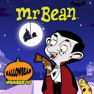Cute Design Art Mr Bean Cartoon iPhone