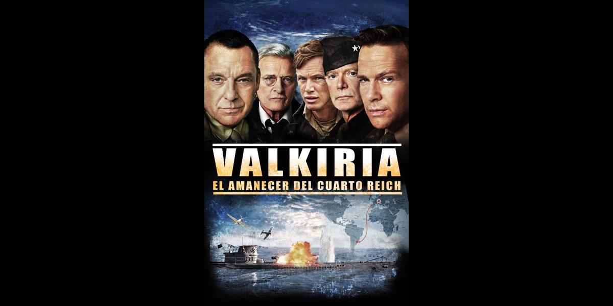 Valkiria: El amanecer del Cuarto Reich en iTunes