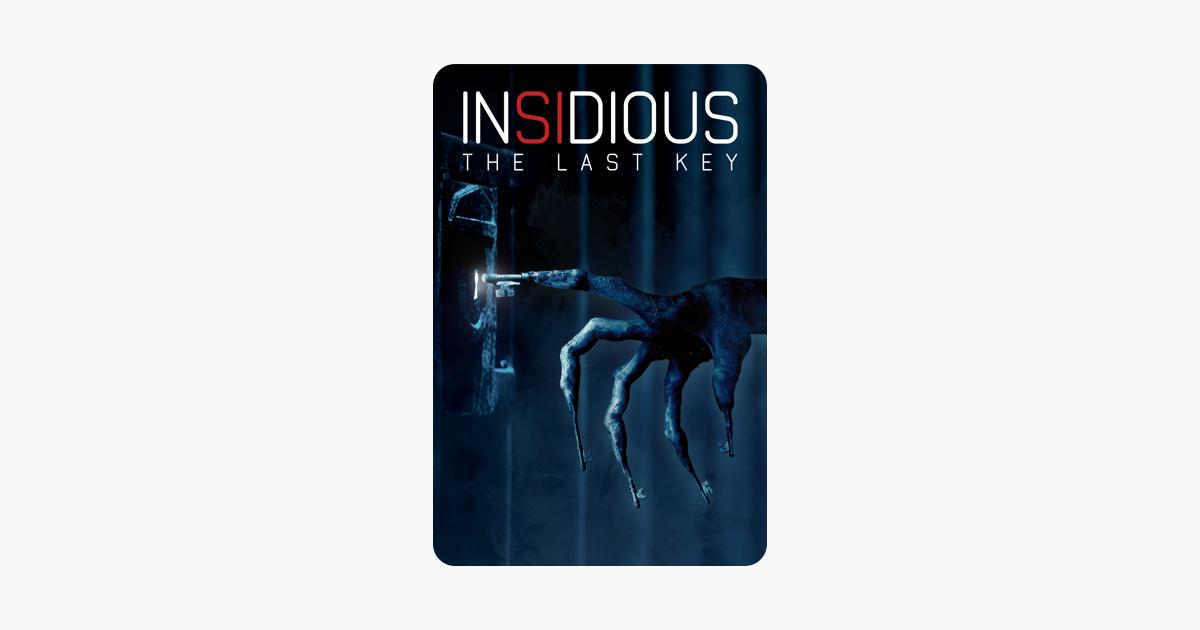 subtitle insidious the last key