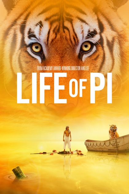 Life of pi on itunes for Life of pi book characters
