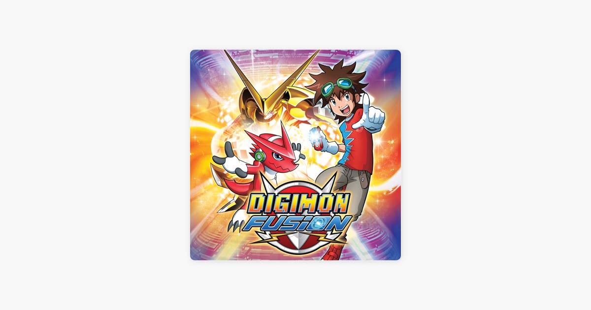 Digimon Fusion, Season 2, Vol  2