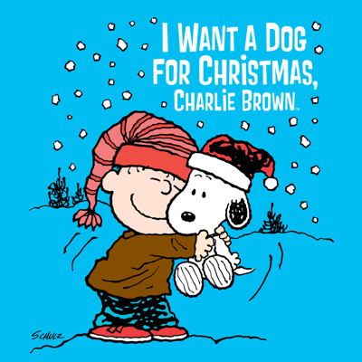 I Want a Dog for Christmas, Charlie Brown - Peanuts' Charlie Brown