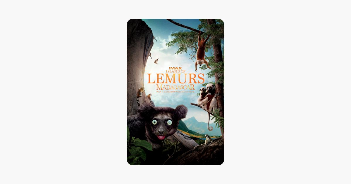 IMAX: Island of Lemurs - Madagascar on iTunes