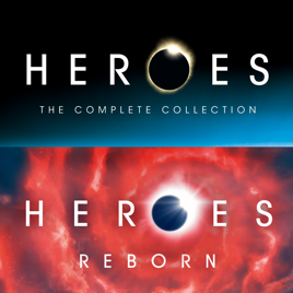 Heroes Complete Collection and Heroes Reborn