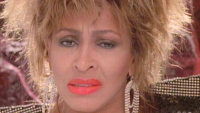 Tina Turner - Private Dancer artwork